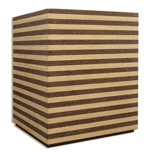 Mini urnen uit hout