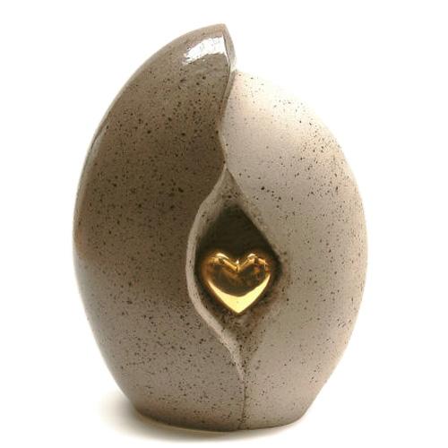 Mini urnen van keramiek