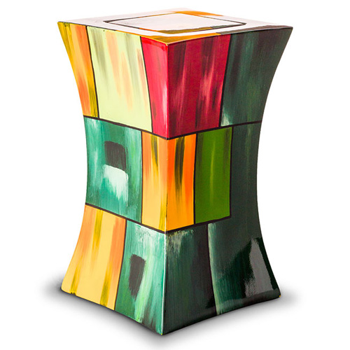 Kunststof / glasfiber mini urnen